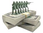 military-money