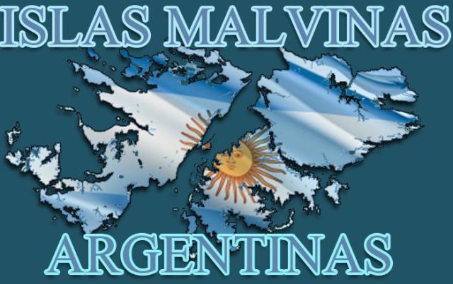 LAS ISLAS MALVINAS SON ¡ARGENTINAS!