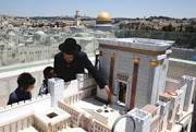 tercer templo judío