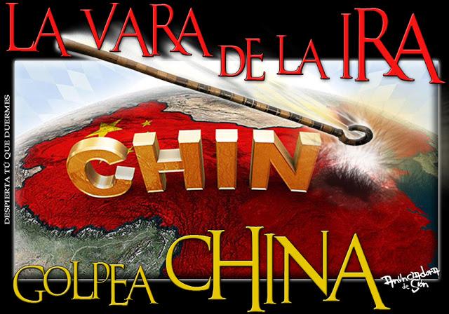 La Vara golpea China