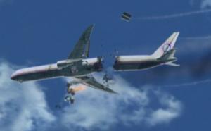 fractura del avión