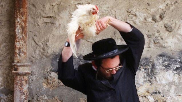 brujería judaismo