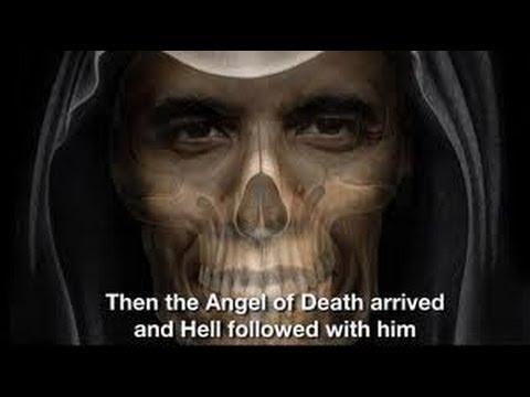 el angel de la muerte en siria