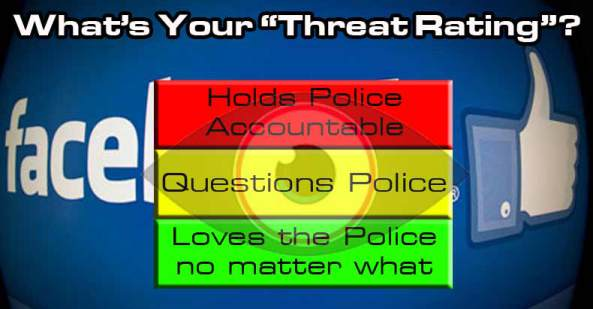 Imagen sarcástica con el programa Beware