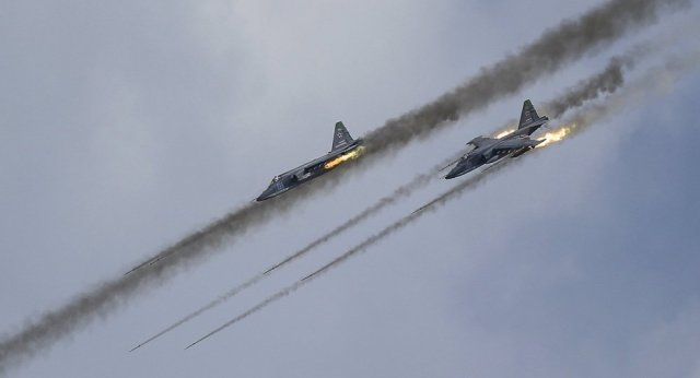 ataque aereos rusos