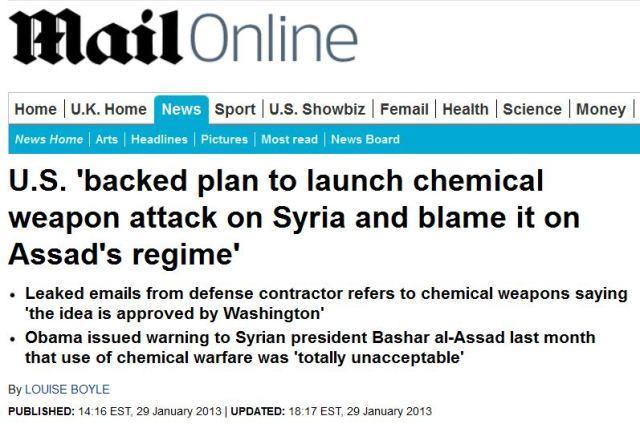 ataque quimicos en siria