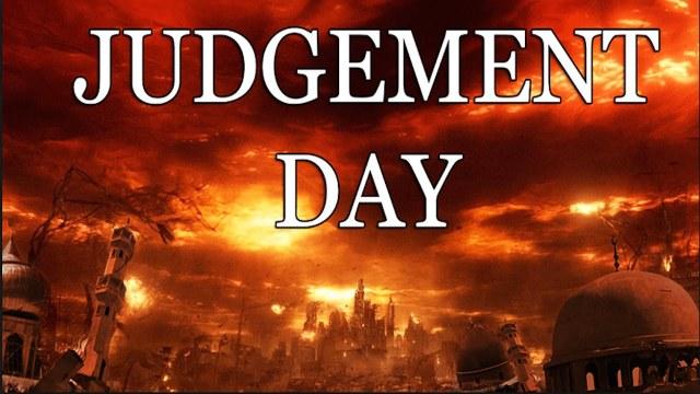 el dia del juzgamiento