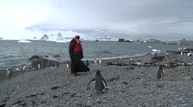 cirilo en la antartida