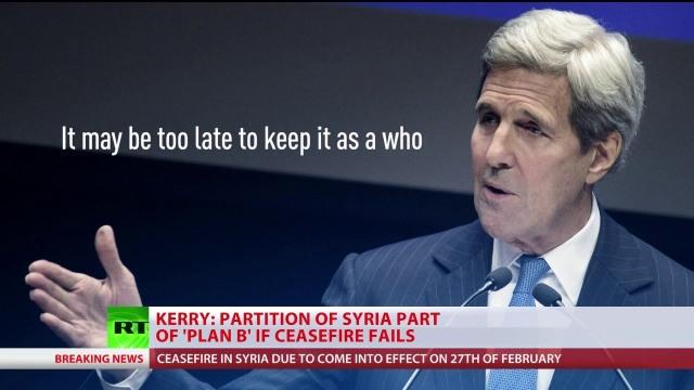 plan b partición de siria