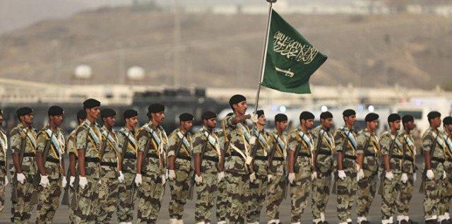 tropas saudies listas para siria